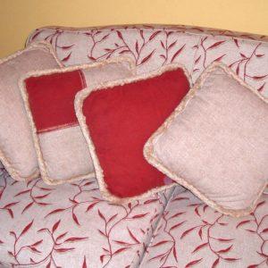 Tapezzerie cuscini - Trezeta Tende